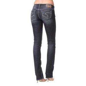 Silver Berkeley Jeans